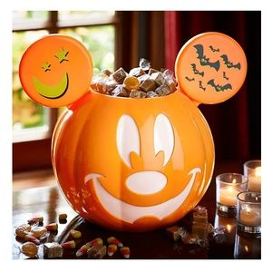 Mickey Mouse Trick or Treat Bowl